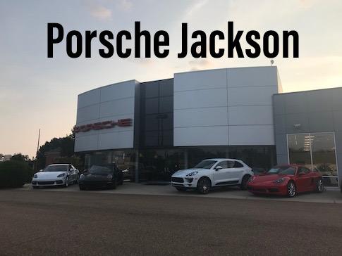 Porsche Jackson